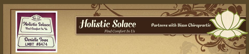 Holistic Solace - Find Comfort In Us